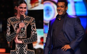 Deepika Padukone's Look For The Premiere Of Salman Khan's Bigg Boss 10 Will Take Your Breath Away