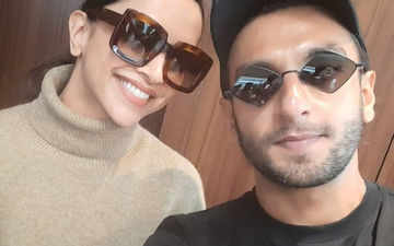 Deepika Padukone Ranveer Singh First Wedding Anniversary: Couple Speaks To The Media At Tirupati Airport - Watch Video