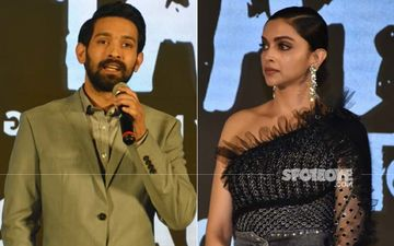Chhapaak Song Launch: Deepika Padukone Says 'The Film Wouldn't Have Been Possible Without Vikrant Massey In It'
