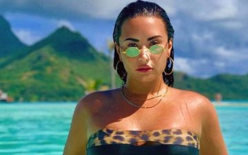 Demi Lovato Shares Her Unedited Bikini Pics Showing Off Cellulite, Says She Is Tired Of Being Ashamed Of Her Body