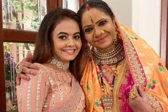 Saath Nibhana Saathiya 2: Gopi Bahu Devoleena Bhattacharjee Is Happy To Reunite With Kokilaben Rupal Patel - PICS HERE