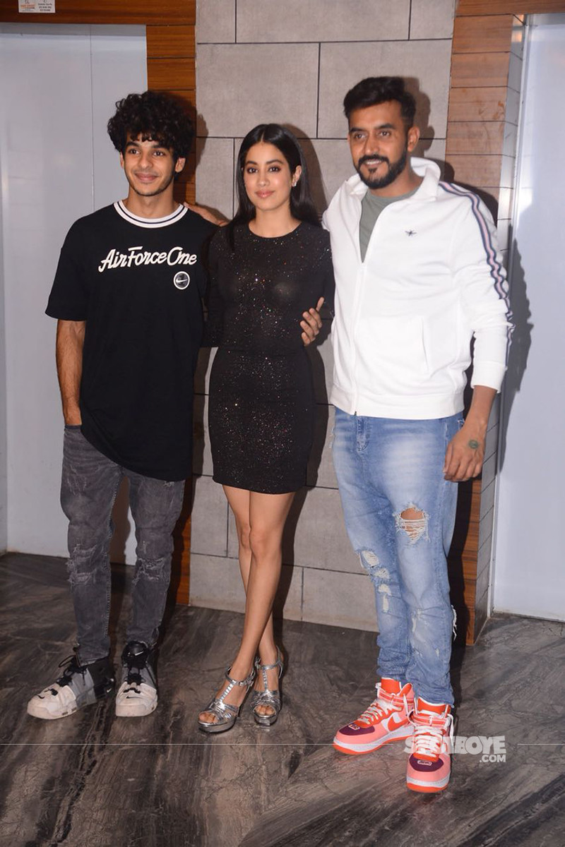 Dhadak Success Party 1