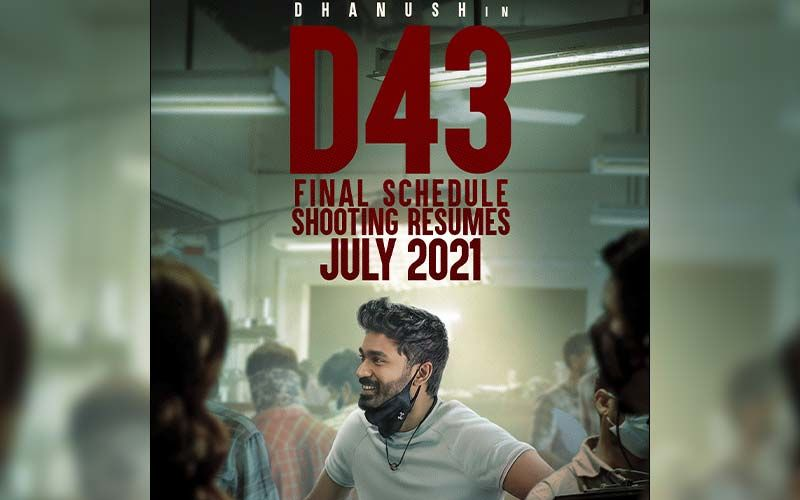 D43: Dhanush And Malavika Mohanan To Resume Shooting For The Final Schedule Of Karthick Naren Directorial From July 2021