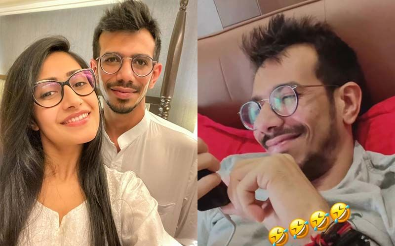 Dhanashree Verma Trolls Yuzvendra Chahal For Posting The Trailer Of 'FRIENDS' Without Watching A Single Episode And Asks Him To Name Four Characters: WATCH