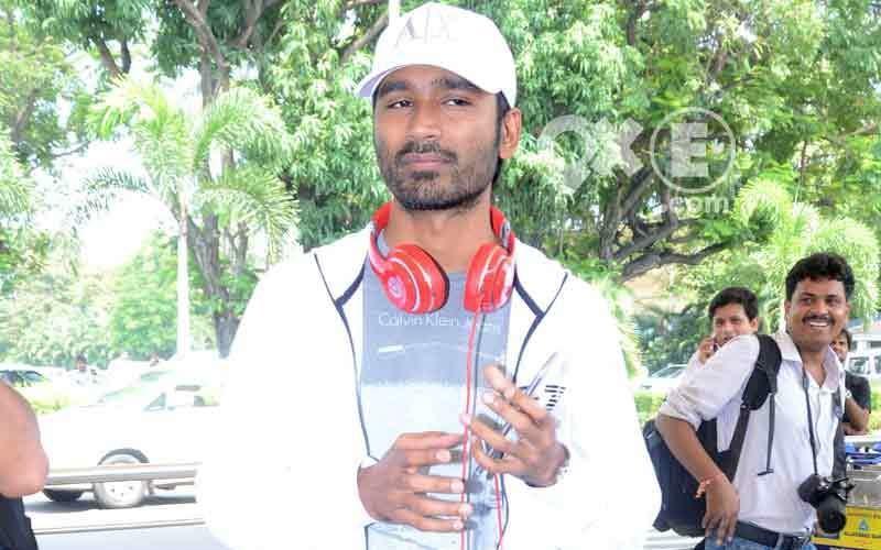 Dhanush Turns Assistant Director