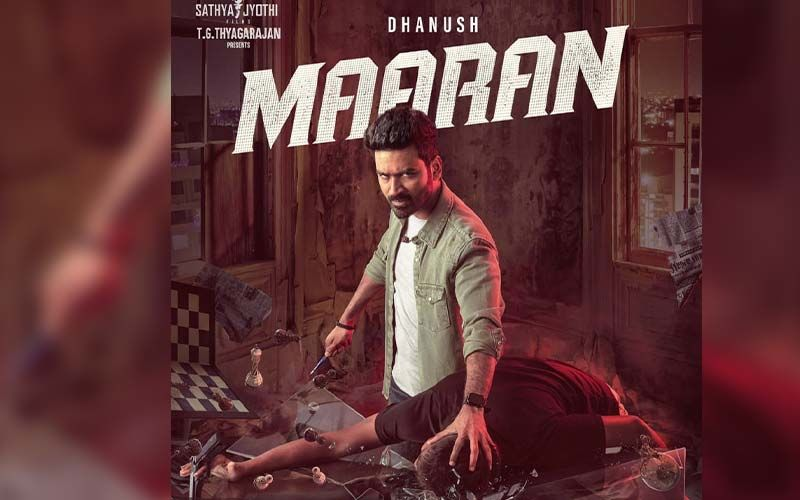 Dhanush's Next Titled Maaran, Makers Unveil The First Look Of The Actor From The Film On His Birthday