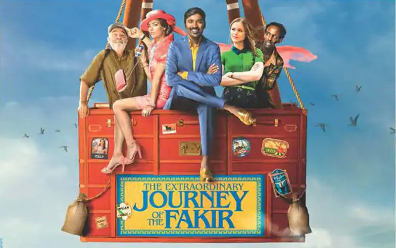 Dhanush's Hollywood Debut 'The Extraordinary Journey Of The Fakir' Sold Out At Canadian Premiere