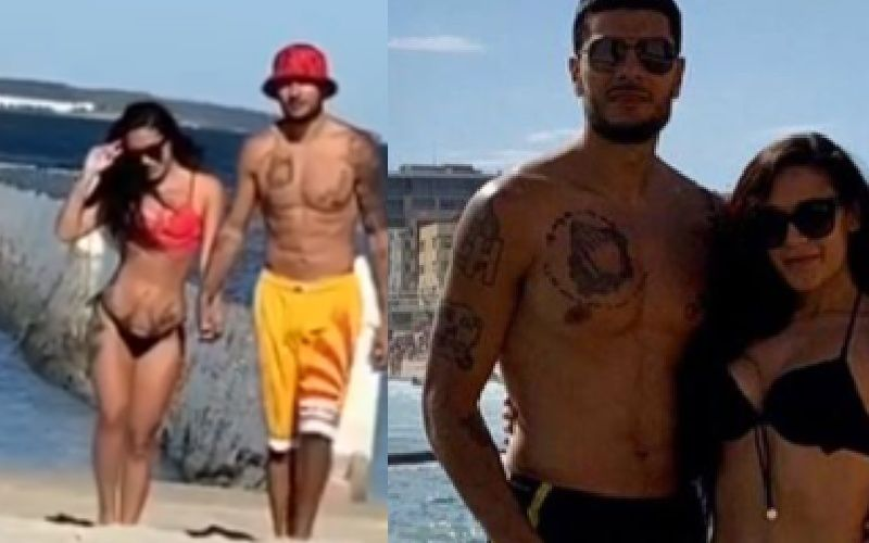 Tiger Shroff's Sister Krishna Shroff Has No Qualms Wearing Mismatched Bikini; Soaks Up The Sun By The Beach With BF In Sydney - WATCH