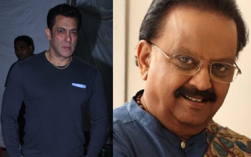 SP Balasubrahmanyam Passes Away: Salman Khan Aka Prem Mourns The Death Of Singer Who Was His Voice In The 90s