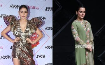 Kangana Ranaut Calls Out Anushka Sharma In Her Latest Post Accusing Her Of 'Selective Feminism'