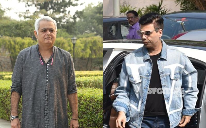 Hansal Mehta Comes Out In Support Of Karan Johar; Questions Lack Of Unity In Bollywood And How It Has Rendered Them As 'Cowards'