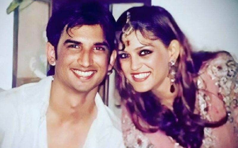 Sushant Singh Rajput's Sister Shweta Singh Kirti Reacts To Lawyer's 'SSR Died By Strangulation' Tweet; Questions 'How Long Will It Take To Find Out The Truth'