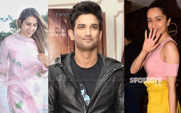 Shraddha Kapoor And Sara Ali Khan's BIG REVEAL: Actresses Inform NCB That They Have Seen Sushant Singh Rajput Consuming Drugs In His Vanity Van - REPORTS