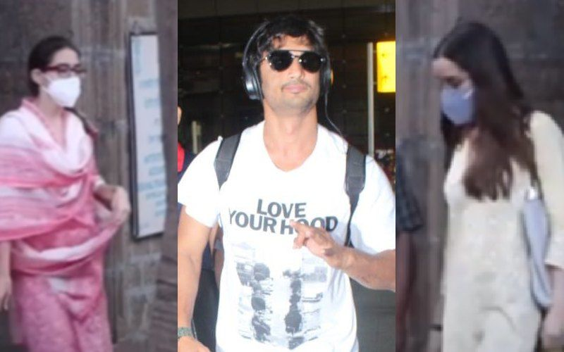 Sushant Singh Rajput's Friend Yuvraj Slams Sara Ali Khan - Shraddha Kapoor For Accusing SSR Of Drug Consumption; 'As If They Have Not Done Anything, It's A Joke'