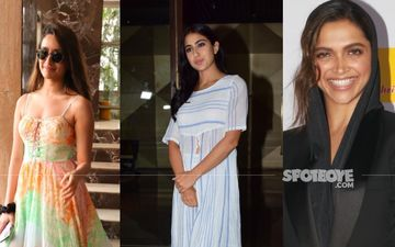 BREAKING: NCB Sends Summons To Deepika Padukone, Sara Ali Khan, Shraddha Kapoor And Others In Drugs Case