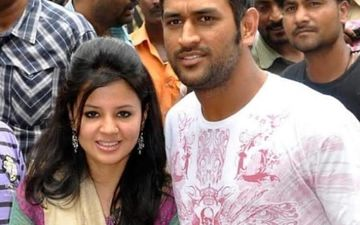 JUST IN: MS Dhoni's Wife Sakshi Dhoni Responds To His Retirement News Doing The Rounds
