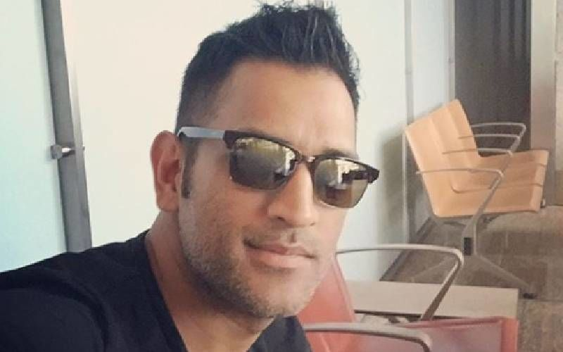 IPL 2020: Chennai Super Kings' MS Dhoni Smashes A Six Outside The Stadium; One Lucky Man Picks Up The Ball As Prized Possession - WATCH