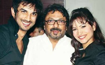 When Sushant Singh Rajput Was Totally Surprised By Sanjay Leela Bhansali's Presence At His Birthday Bash Organised By Ankita Lokhande