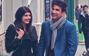 Dil Bechara: Sushant Singh Rajput's Co-Star Sanjana Sanghi Did Not Miss Out On Walking On The Red Carpet Of The Premiere Night - Here's How
