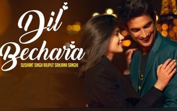 Late Sushant Singh Rajput's Fans Trend #DilBecharaTrailer Just Before Its Release; Say 'Let's Make 100M Views In 24 Hours'