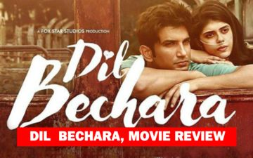 Dil Bechara Movie Review: Sushant Singh Rajput's Last Film Is Straight From The Heart And Tugs Right Back At Your Heart