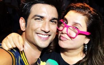 Dil Bechara Title Track: Sushant Singh Rajput Practicing And Enjoying In This BTS Making Video Shared By Farah Khan Will Bring You Tears - WATCH