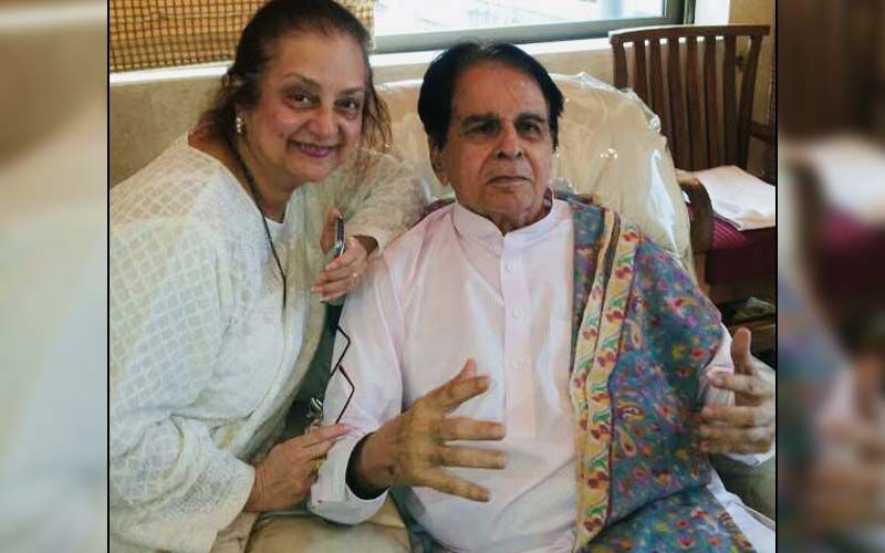 Saira Banu Gives Consent To Deactivate Dilip Kumar's Twitter Account; Thanks Fans For All The 'Love And Support'