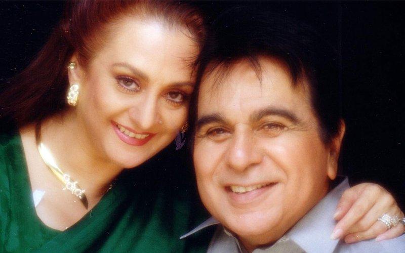 GOLDEN JUBILEE: Dilip Kumar And Saira Banu Celebrate 50 Years Of Marriage