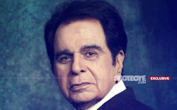 Dilip Kumar Admitted To Lilavati Hospital, Suffering From Aspiration Pneumonia And Age-Related Problems