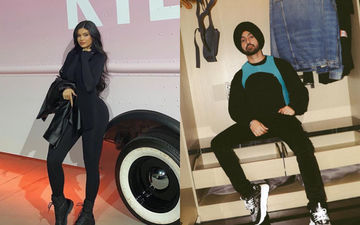Lover Boy Diljit Dosanjh Says 'Keep It Up Soneya' As Kylie Jenner Posts A Hot Pic On Insta