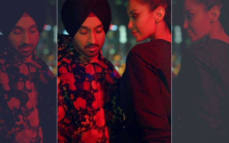 Diljit Shares First Glimpse of 'Kylie-Kareena' & it's Loop-Worthy!