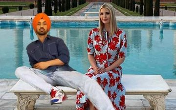 Ivanka Trump Replies To Diljit Dosanjh's Photoshopped Taj Mahal Picture; She's Such A Sport
