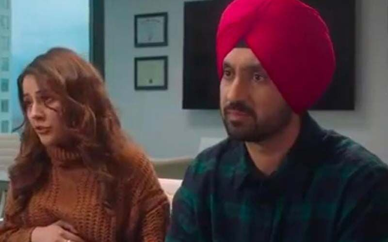 Honsla Rakh Dialogue Promo: Shehnaaz Gill Says Her Dream Is To Be An Astronaut, Diljit Dosanjh's Hilarious Reaction Will Leave You In Splits -WATCH