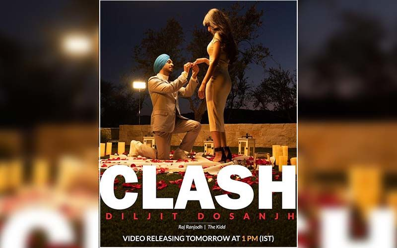 Clash: Diljit Dosanjh makes a COVID-19 reference in his latest Song
