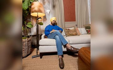 Diljit Dosanjh Makes Jelly; Shares Recipe On Instagram