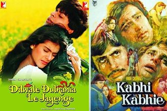 Kabhie Kabhie, Silsila, Dilwale Dulhania Le Jayenge And More To Be Screened Again In Theatres To Celebrate 50 Years Of YRF
