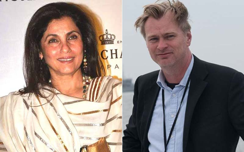 Woah! Dimple Kapadia To Be Seen In Christopher Nolan's Tenet