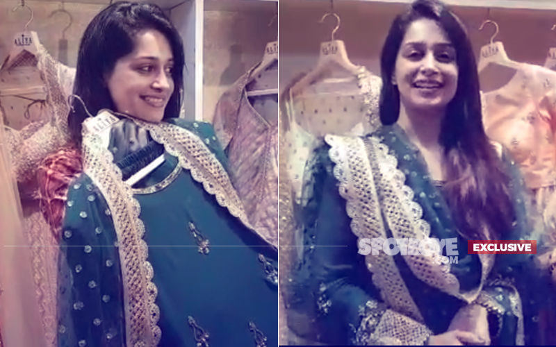 Video: Dipika Kakar Tries On Outfit For First Eid After Marriage