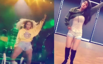 She's Got The Groove: Disha Patani's Sizzling Tribute To Beyonce