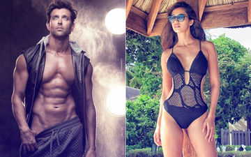 """Hrithik Roshan Blasts Newspapers Claiming Disha Patani Walked Out Of YRF Project Due To His """"Flirtatious Behaviour"""""""