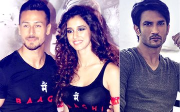 Disha Patani's Confession About Tiger Shroff Might Leave Sushant Singh Rajput Upset