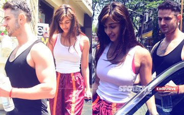 Disha Patani Celebrates Baaghi 2's Thunderous Opening Over Lunch With Friends