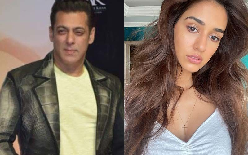 Radhe: Salman Khan Is All Praise For His Co-star Disha Patani And Jokes About Their Age Difference; Actor Admits Kissing Her Through A Duct Tape - WATCH