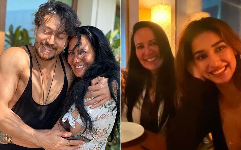 Tiger Shroff Pens A Sweet Birthday Note For His Mom Ayesha Shroff; Rumoured GF Disha Patani Calls Her 'Most Beautiful'; - See PICS