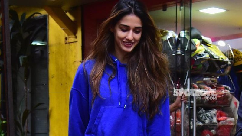 Disha Patani Shares Her Favourite Cheat Day Meal And It's Crave-Worthy; Read On