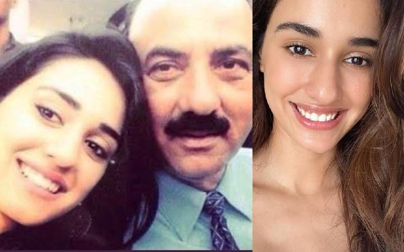 Disha Patani's Father Jagdish Patani Is NOT Coronavirus Positive, He's Doing 'Fine' Reveals Actress' Team