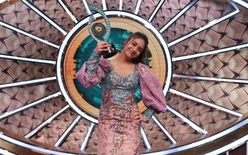 Divya Agarwal Celebrates Her Big Win At Bigg Boss OTT With Beau Varun Sood And Rannvijay Singha-WATCH VIDEOS