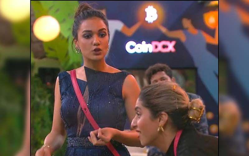 Bigg Boss OTT: Neha Bhasin Calls Divya Agarwal A 'Rotten Woman' And 'Badtameez', Asks Her To Not Speak In 'Kabaadi Language'