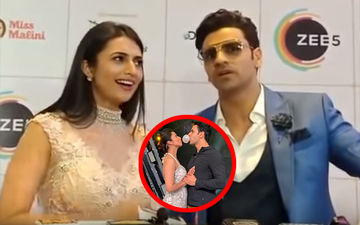 Divyanka Tripathi Pregnant? Hubby Vivek Insists Her To Admit It! - Video