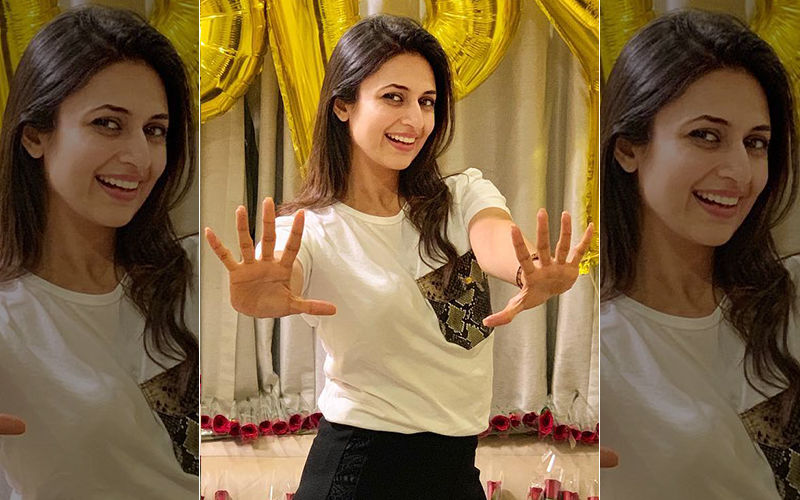 Divyanka Tripathi Finally Hits Double Digit! Becomes The First TV Celeb To Have 10 Million Followers